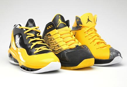 Release Reminder: Jordan Varsity Maize Pack