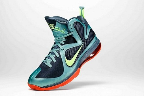 Release Reminder: Nike LeBron 9 Cannon