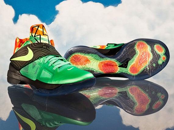 Release Reminder: Nike Zoom KD IV Weatherman