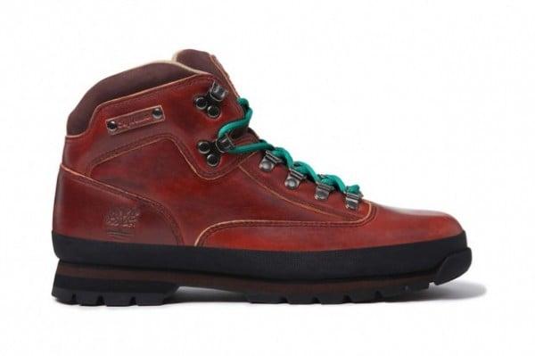 Release Reminder: Supreme x Timberland Euro Hiker