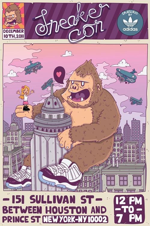 Sneaker Con Comes To New York City
