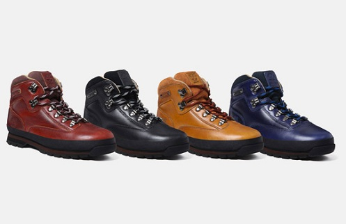 Supreme x Timberland Euro Hiker - Release Information