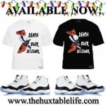 The Huxtable Life 'Concord' T-Shirt Now Available