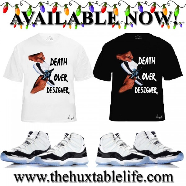 The Huxtable Life Concord T-Shirt Now Available