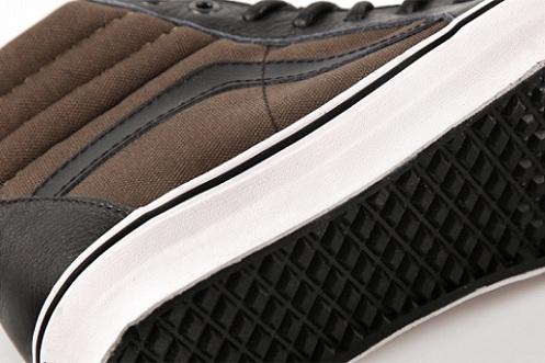 Vans Sk8 High Tech Pack - Brown