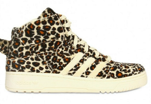 adidas Originals x Jeremy Scott - Leopard Tail
