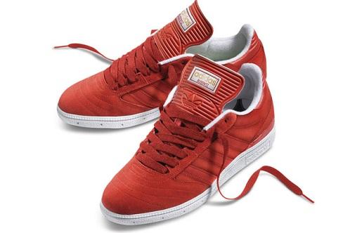 adidas Skateboarding Busenitz - University Red/White