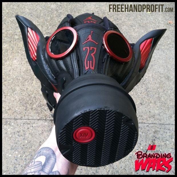 finest selection 468fb 257b2 air-jordan-14-last-shot-gas-mask-by-
