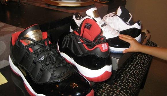 Air Jordan XI (11) Retro Low Concord +