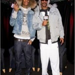Celebrity Sneaker Watch: Snopp Dogg and Wiz Khalifa Stand Stall in Classic Kicks