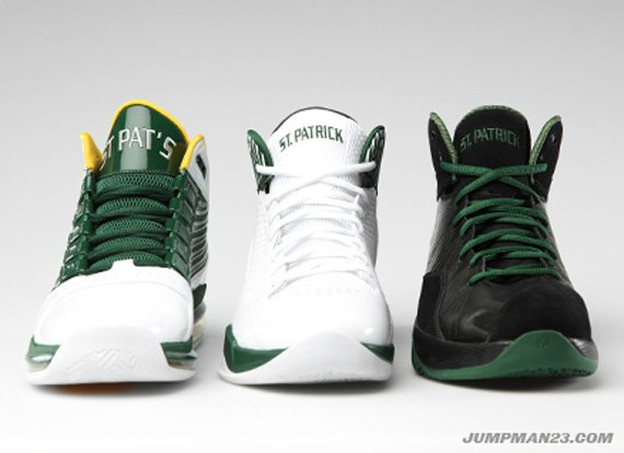 Jordan Brand 2011 Highschool Player Exclusives