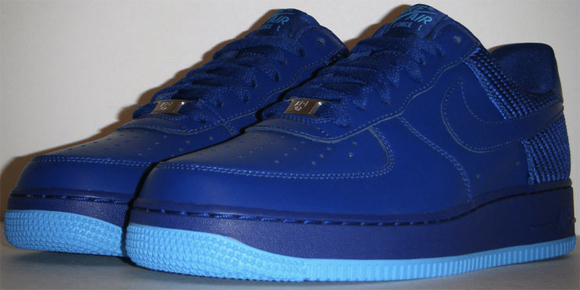 Nike Air Force 1 Low Deep Royal Blue 2012 Side