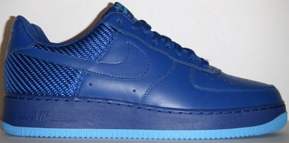 Nike Air Force 1 Low Deep Royal Blue 2012