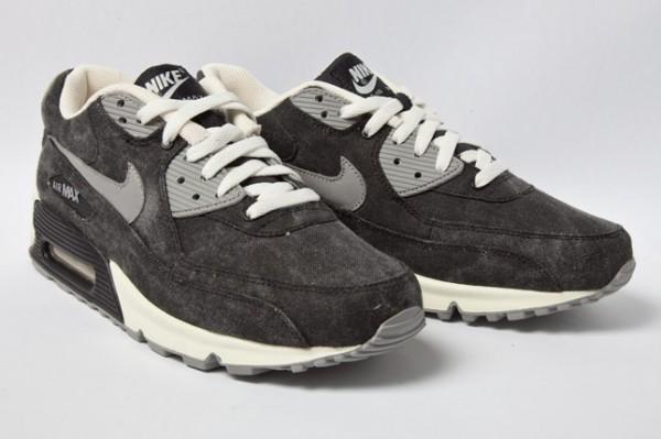 Nike Air Max 90 - Black Canvas