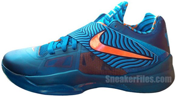 Nike KD IV (4) Year of the Dragon