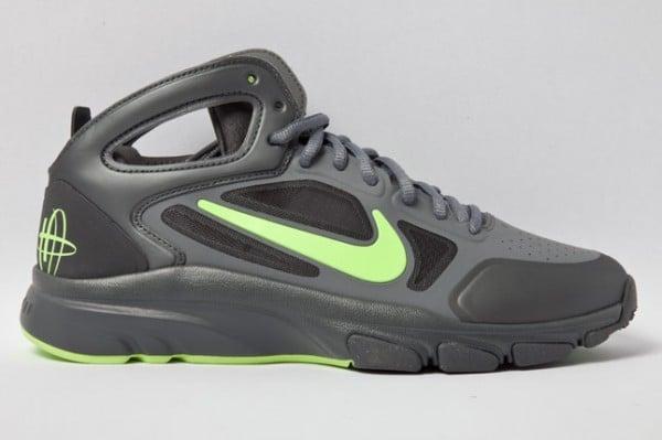 Nike Zoom Huarache 2 - Grey/Volt   New Images