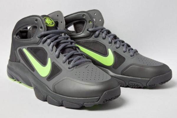 Nike Zoom Huarache 2 - Grey/Volt | New Images