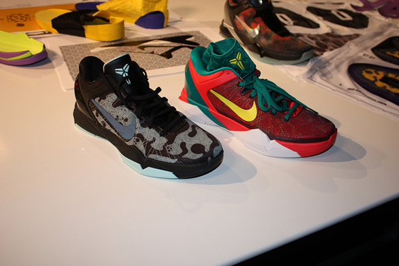 Nike Zoom Kobe VII (7) Year Of The Dragon
