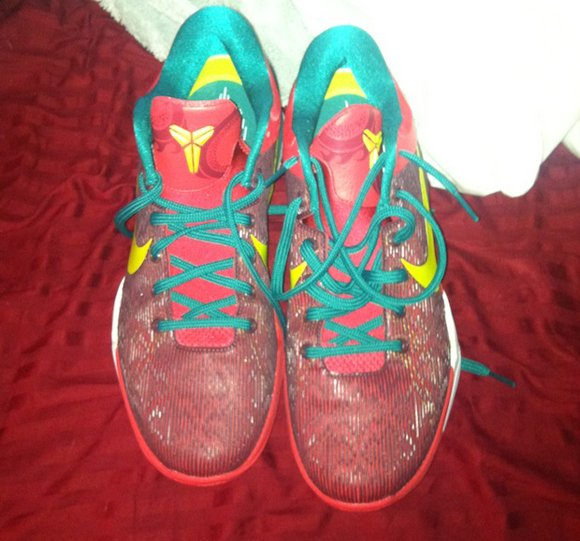 Nike Zoom Kobe VII (7) Year Of The Dragon Overview