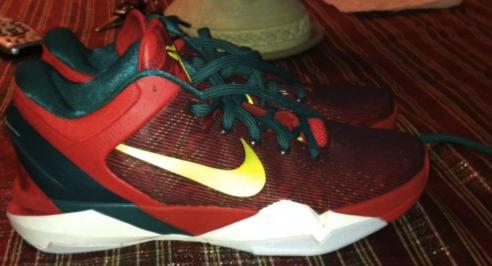 47f1b41c2bb7 Nike Zoom Kobe VII (7) Year Of The Dragon Side View