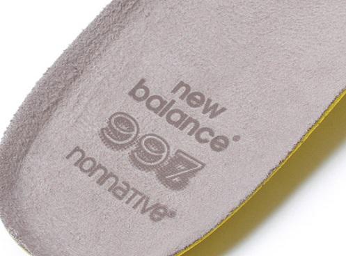 nonnative x New Balance CM997 - Spring 2012