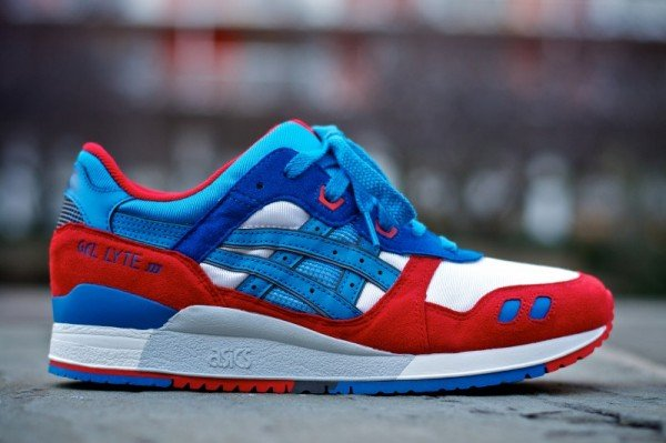 ASICS Fall/Winter Quickstrikes at KITH NYC - Now Available