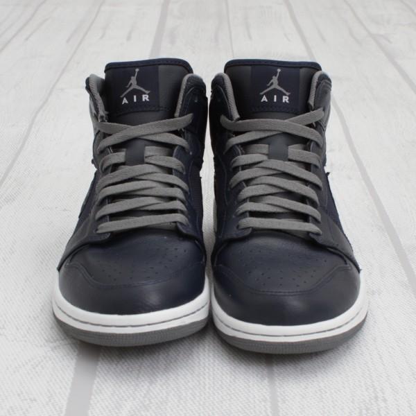 Air Jordan 1 Phat High 'Obsidian' - Now Available