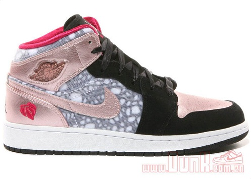 "Air Jordan 1 Phat High ""Valentine's Day"""