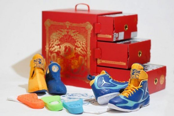Air Jordan 2012 'Year Of The Dragon' - Another Look
