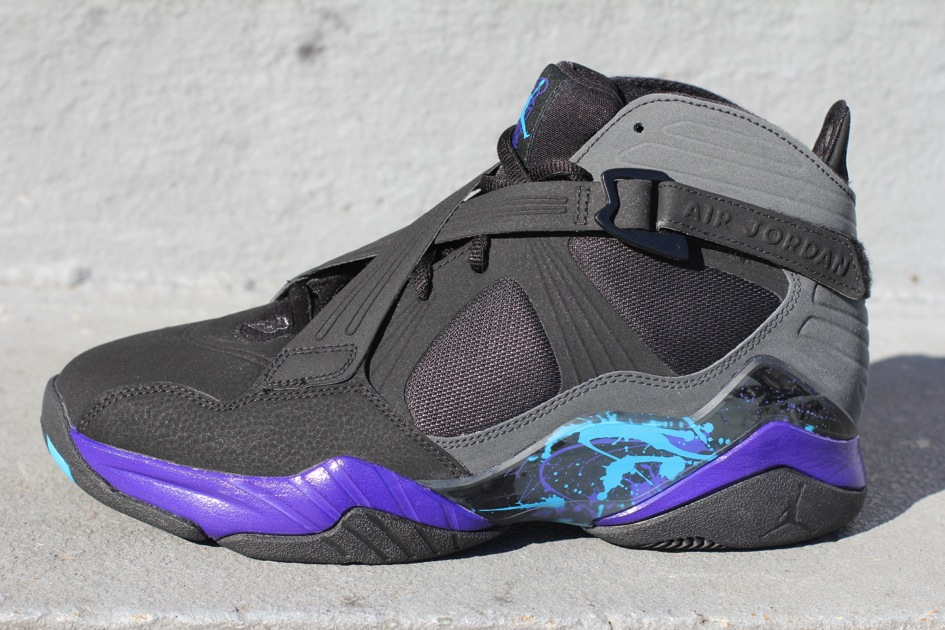 Air Jordan 8.0 'Aqua' - Another Look