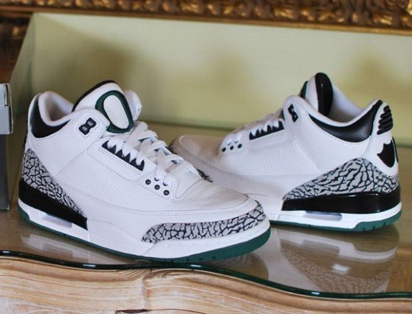 Air Jordan III (3) Oregon 'Home' PE - Another Look