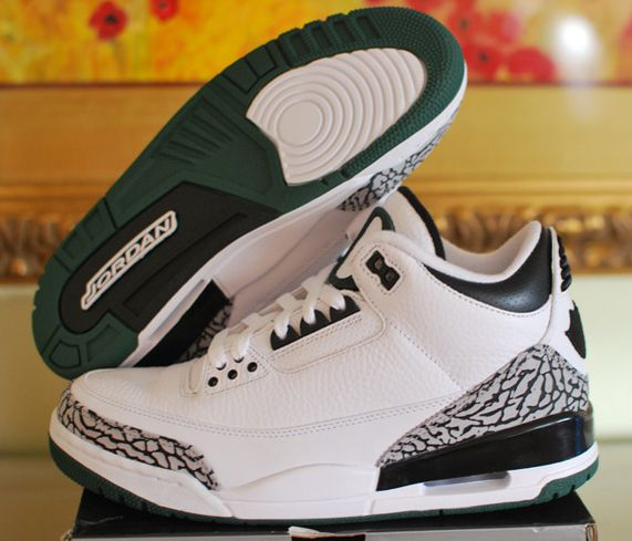 Air Jordan III (3) Oregon  Home  PE - Another Look  61990139a0