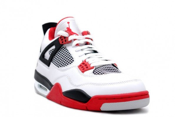 Air Jordan IV (4) 'Fire Red' - Release Info