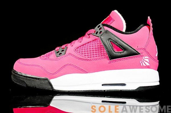 Air Jordan IV (4) GS 'For the Love of the Game' - Another Look