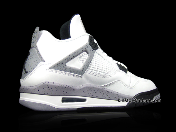 Air Jordan IV (4) 'Tech Grey' - New Images