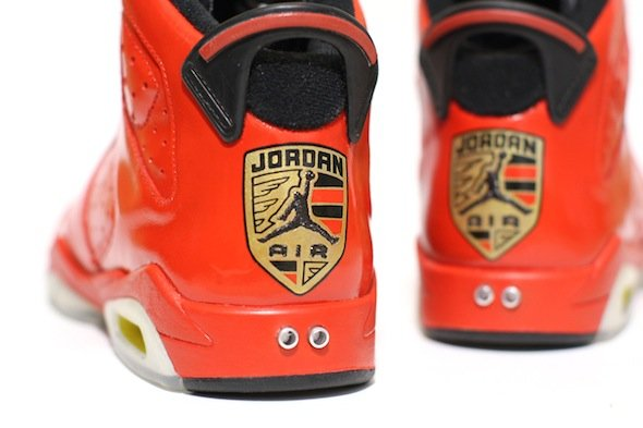 pretty nice 64b6a f8480 Air Jordan VI (6)  Porsche 911  Custom by C2 Customs