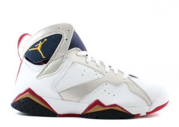 Air Jordan VII (7) 'Olympic' - Release Info