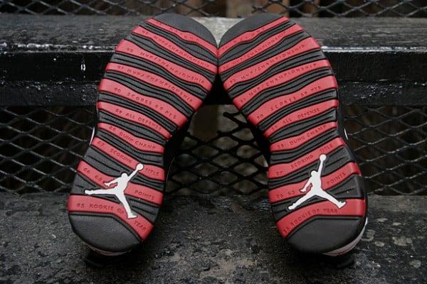Air Jordan X (10) 'Chicago' - New Images