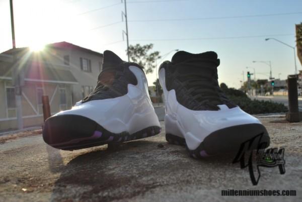 Air Jordan X (10) GS 'Violet Pop' - Release Date + Info