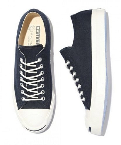 Beauty & Youth x Converse Jack Purcell Low - Spring 2012 Collection
