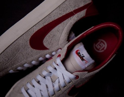 CLOT x Nike Tennis Classic - Sneak Peek