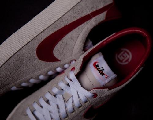 CLOT x Nike Tennis Classic - Sneak Peek  13d17019321d