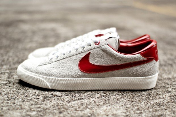 CLOT x Nike Tennis Classic Suede - Detailed Look