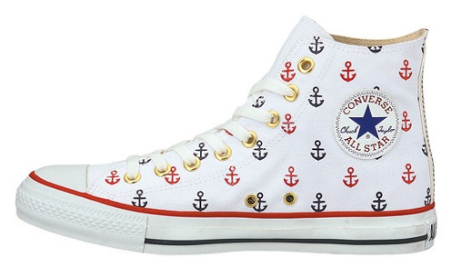 "Converse All Star Hi ""Anchor"""