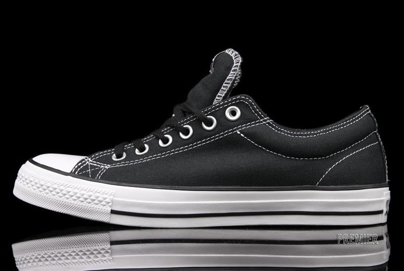 Converse CTS OX - Black/White - Now Available