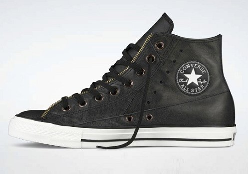 "Converse Chuck Taylor High ""Moto Leather Jacket"""