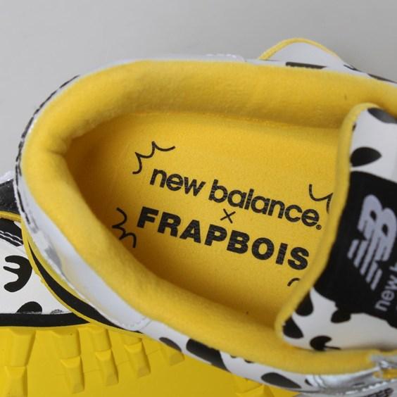 FRAPBOIS x New Balance ML574 - Now Available