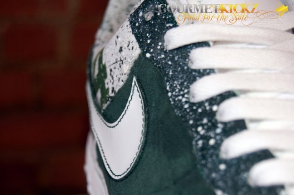 GourmetKickz Custom Air Force 1 Low for Darrelle Revis