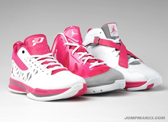 Jordan Brand 'Coaches vs. Cancer' Pack - First Look