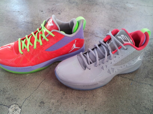Jordan CP3.V 'Dr. Jekyll' and 'Mr. Hyde' - First Look